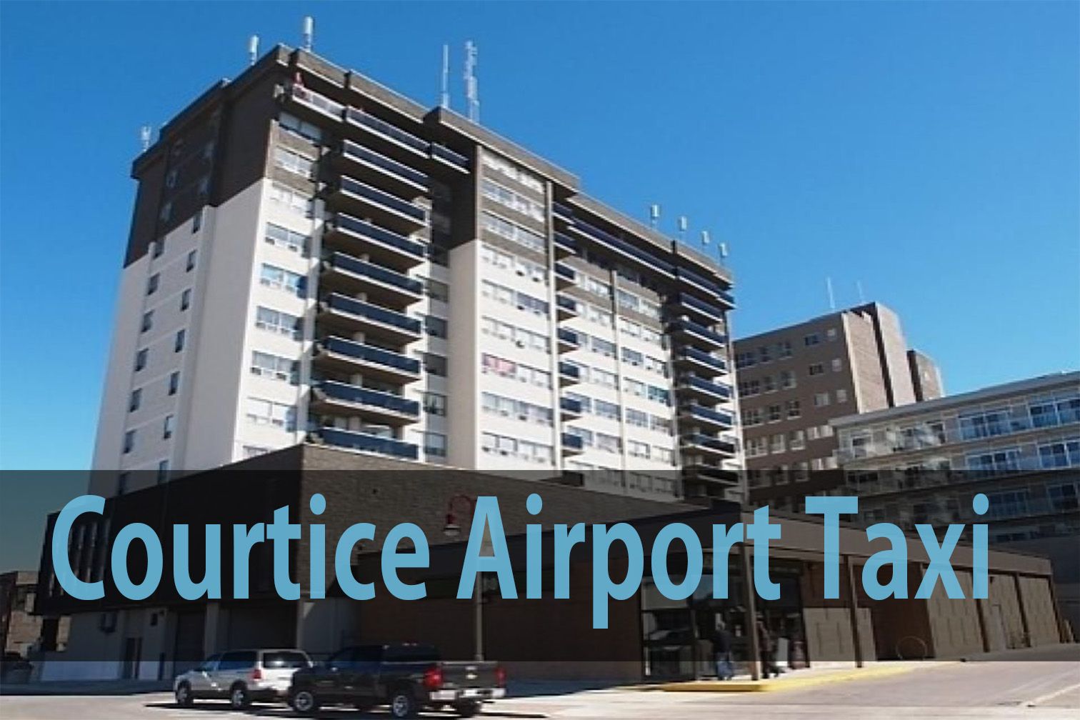 Courtice airport taxi