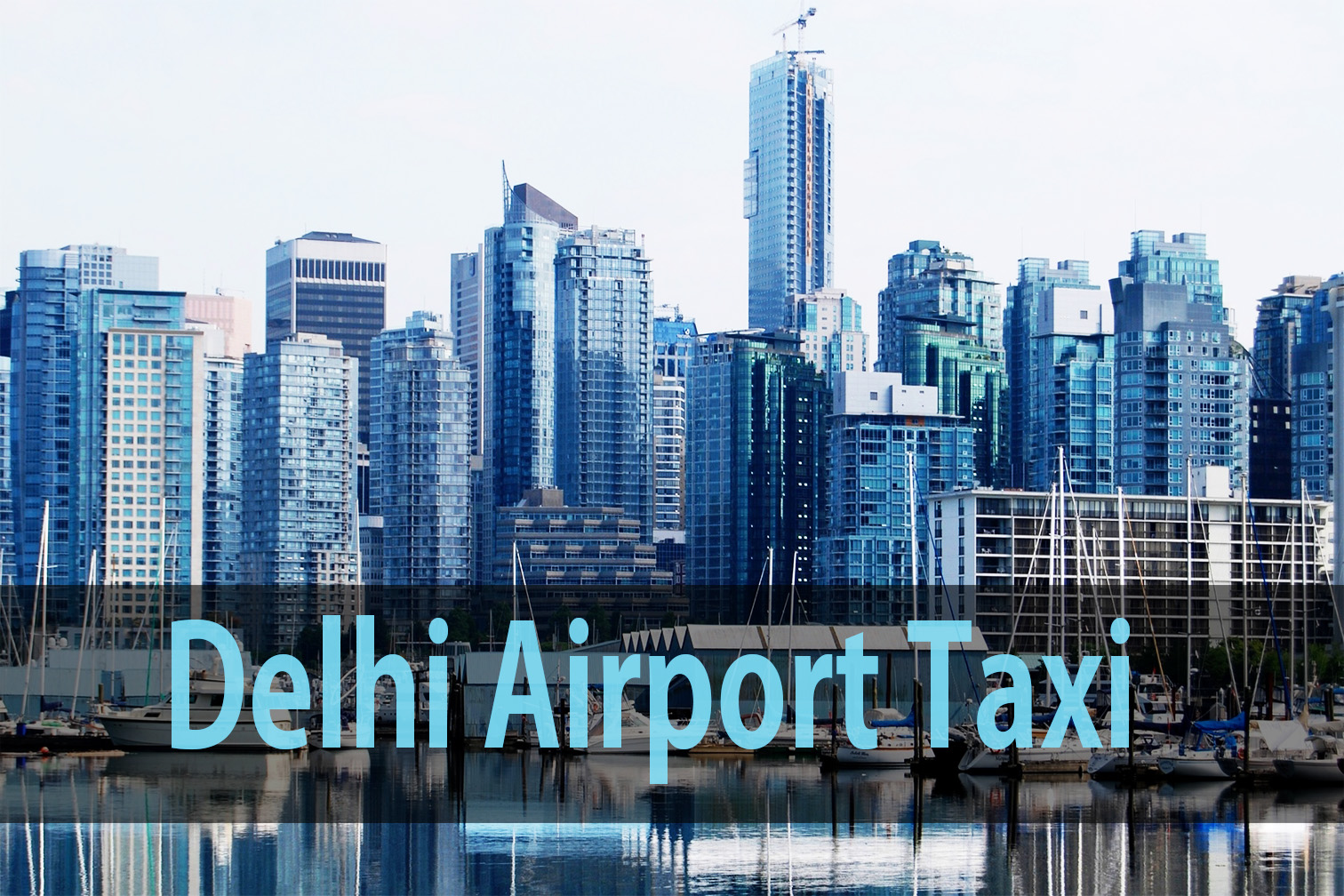 Delhi Airport taxi