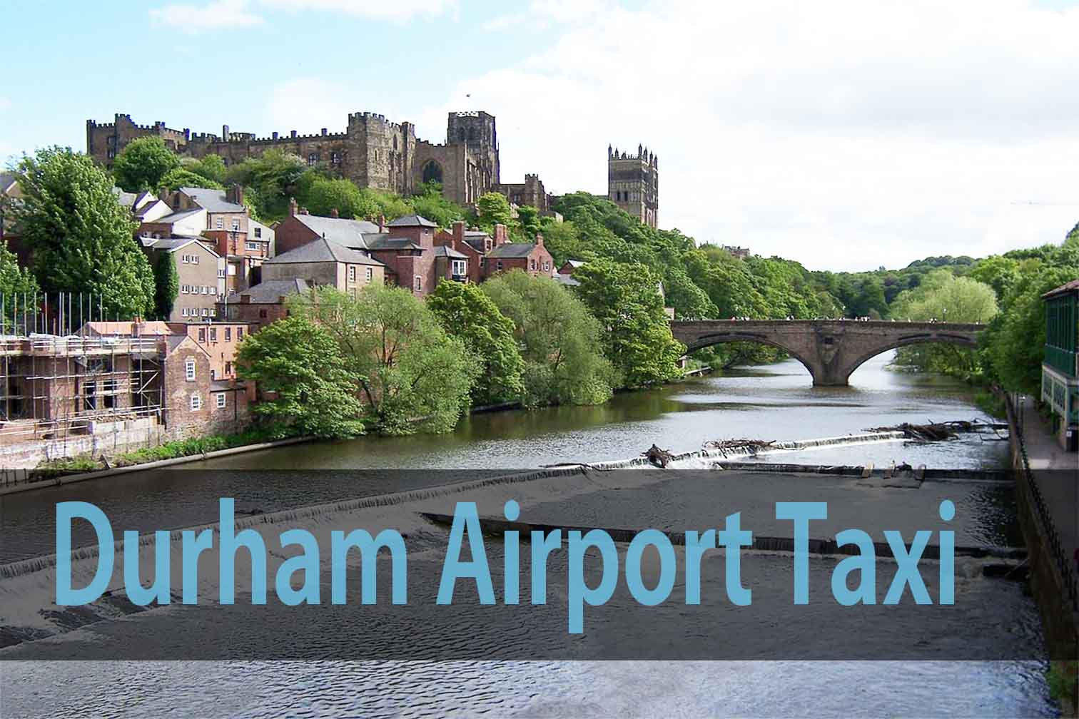 Durham airport taxi