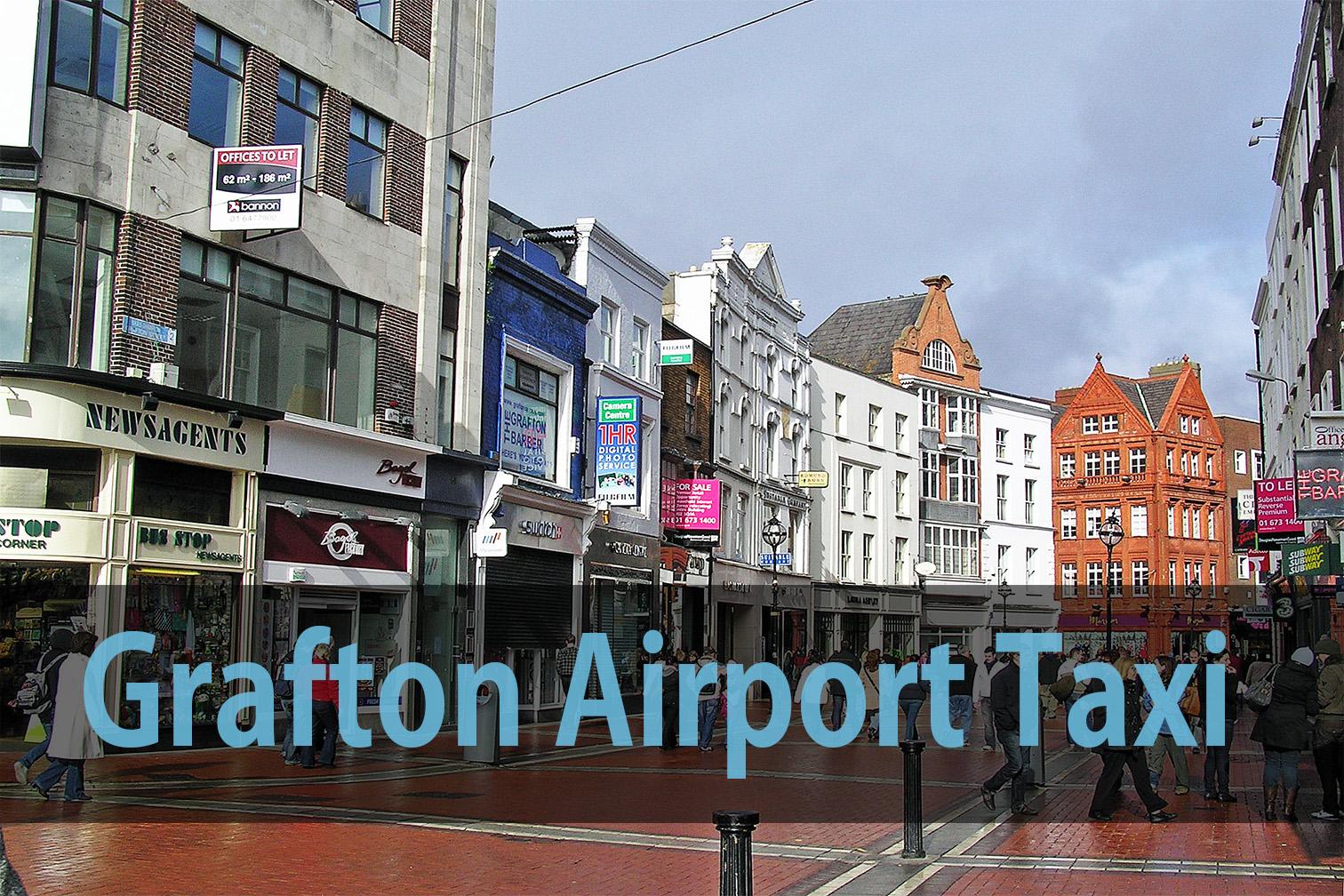 Grafton airport taxi