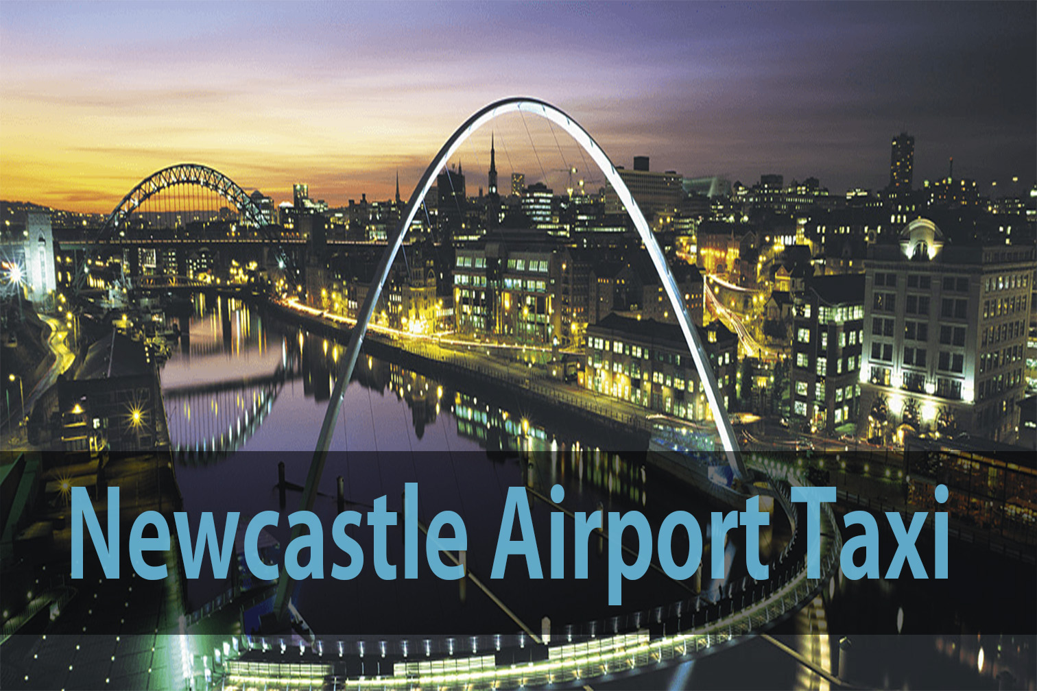 Newcastle airport taxi