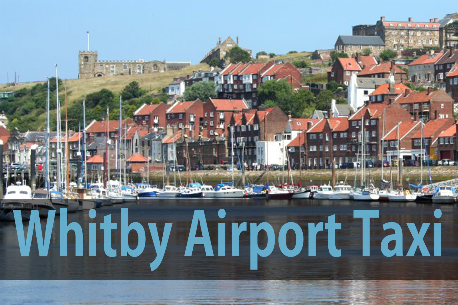 Whitby airport taxi
