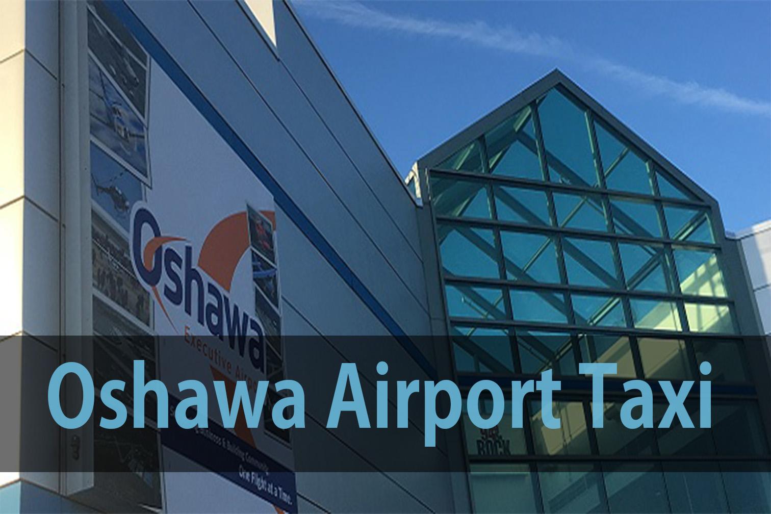oshawa airport taxi