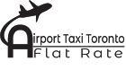 airport taxi toronto flat rate